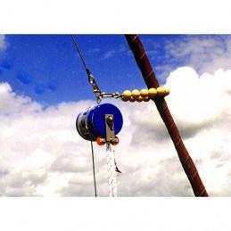 Ascenseur de mât (mât de 16 à 18m)