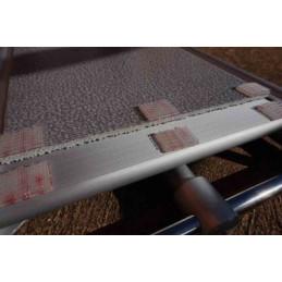 Bande de Velcro 3M transparent par mètre