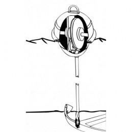 Mécanisme Bouée d'ancre automatique