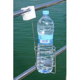 Support bouteille pour balcon / chandelier et filière
