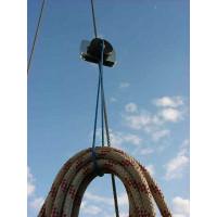 Support de hauban pour cordage